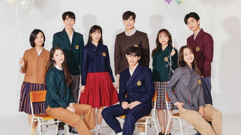 韩国「韩服校服」设计完成,最快今年第2学期学生就能穿上!