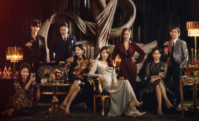 《The Penthouse》第一季杀青,下月开拍第二季!剧组有人感染暂时不影响播出