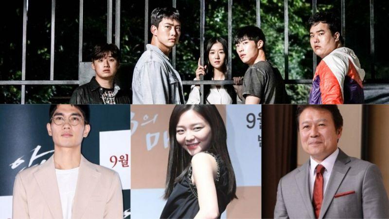OCN《救救我》第二季全新阵容!有望由李絮、严泰久、千虎珍出演,预计在5月中播出!