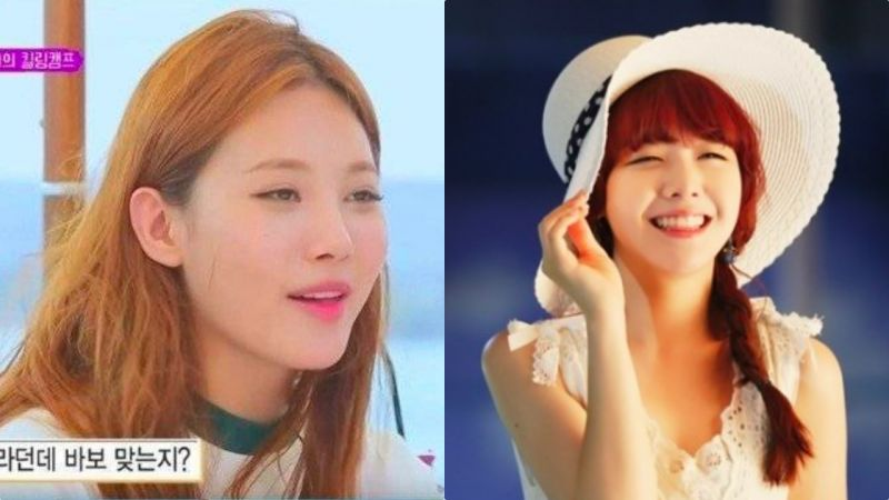 要不要这么可爱?Girl's Day Yura VS珉阿傻瓜大对决 谁才是队内第一傻?