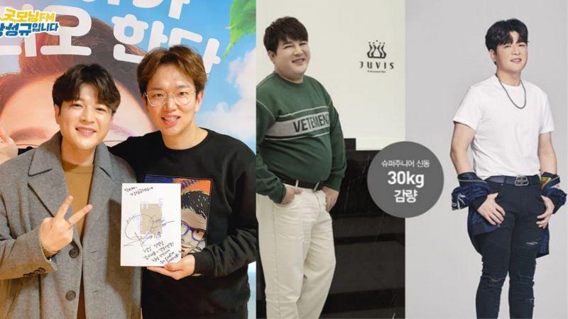 SJ神童在3个月成功减重31公斤!上电台分享方法:「睡眠、饮食习惯很重要,我故意不运动!」