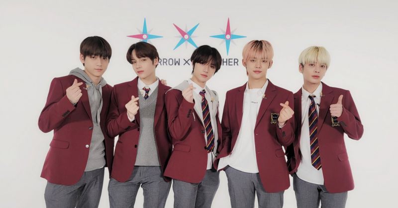 TXT 推出日語正規專輯〈STILL DREAMING〉 蟬聯 Oricon 專輯榜首四天!