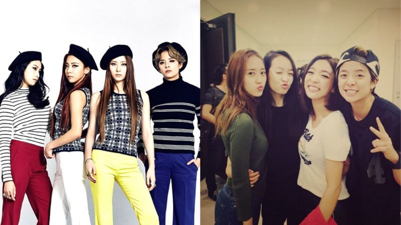 Amber、Luna與SM的專屬合約到期不續約!Krystal將作為演員活動,Victoria正在討論新的合作方式!