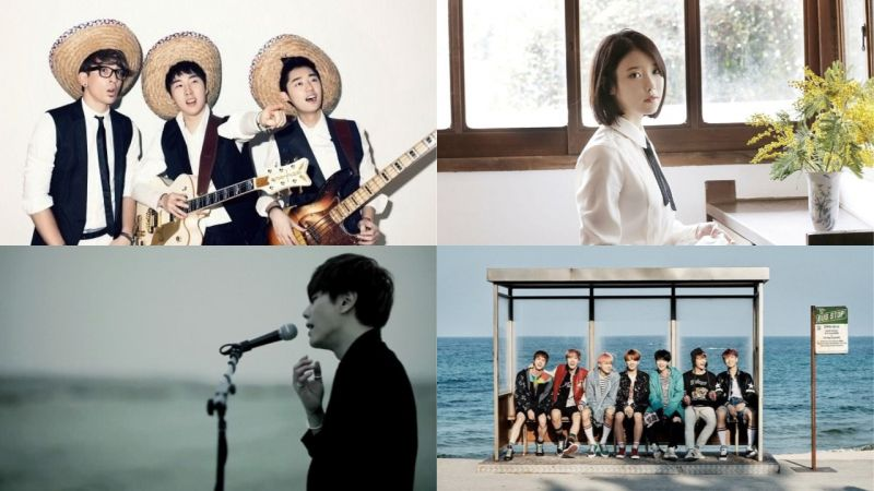 Melon公开2010年代「10年音源榜」Top100榜单!IU共有11首歌上榜,《夜信》还排在第2位!