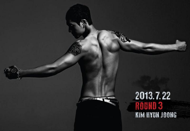 金賢重發新迷你專輯《ROUND 3》暌違兩年重返歌壇