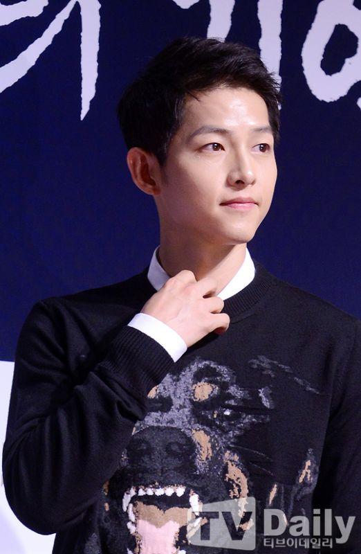 KBS TV表示《太陽的後裔》如期播出 不受宋仲基受傷影響