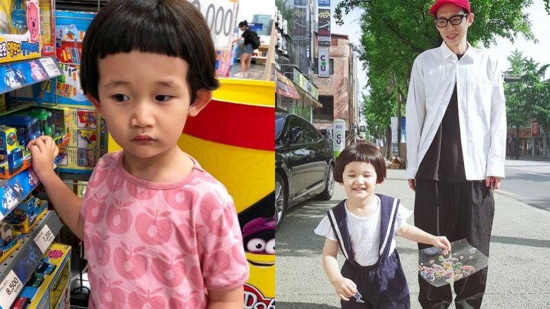 奉太奎支持儿子时河爱粉红色 「他的幸福最重要!」