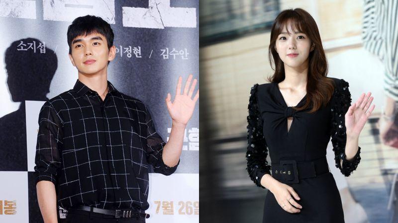 俞承豪有望出演MBC新剧《不是机器人》 与蔡秀彬携手合作