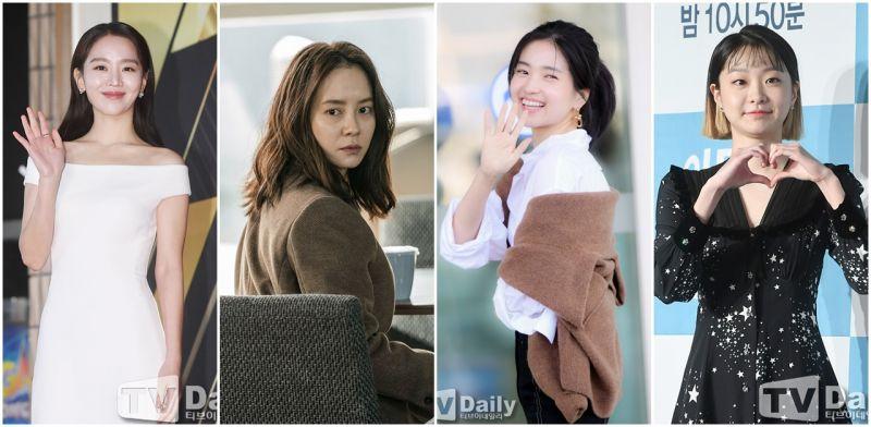 《诡妹》宋智孝+《洁白》申惠善  即将开启电影的女性时代