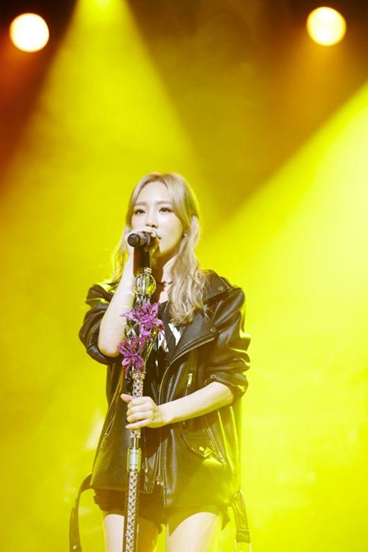 SM娛樂放大招! 一年52周每週發佈新曲 泰妍率先迎戰