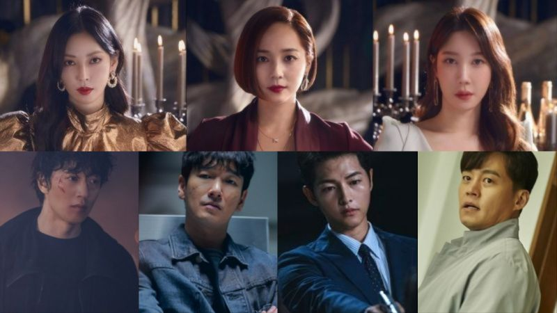 【2月新劇】這個月太多劇可以看啦!《The Penthouse》第二季,金來沅、曹承佑、宋仲基、李瑞鎮等男神回歸!