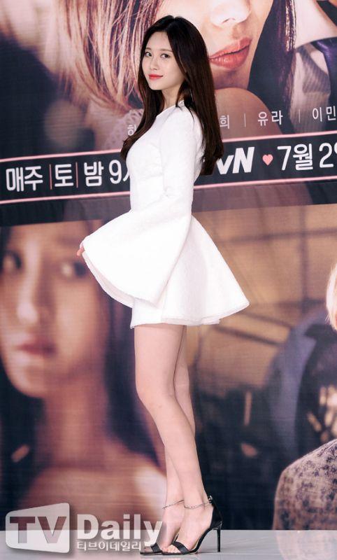 《話劇結束後》發佈會:Girl's Day Yura曝河錫辰悶騷