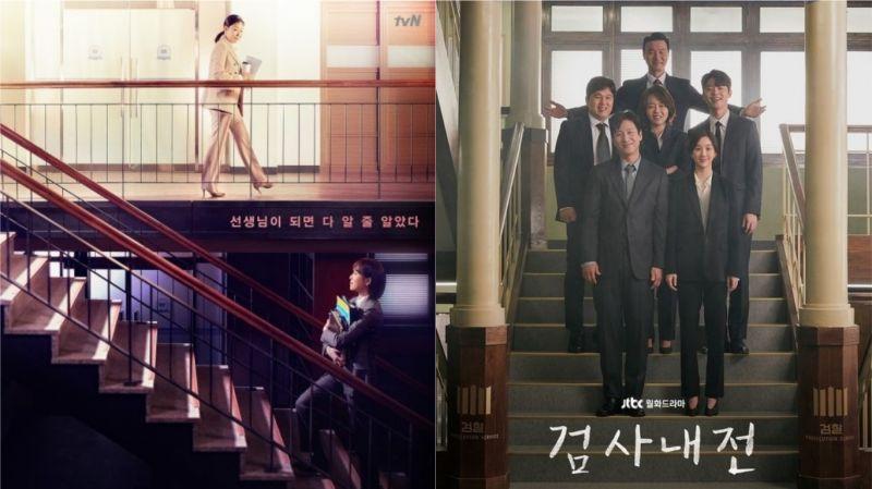 今日(16日)有2部新劇首播!tvN《Black Dog》& JTBC《檢察官內傳》