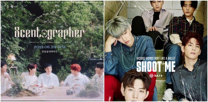 Kpop代表性樂團DAY6    首爾見面會票房秒殺