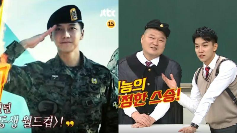 他終於來了!李昇基出演《認識的哥哥》預告公開 完全掌握綜藝導師姜鎬童