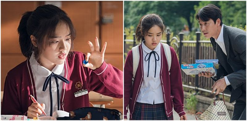 [有片]朱智勋称她金香起老师  电影《证人》演出逼哭郑雨盛与5000万观众
