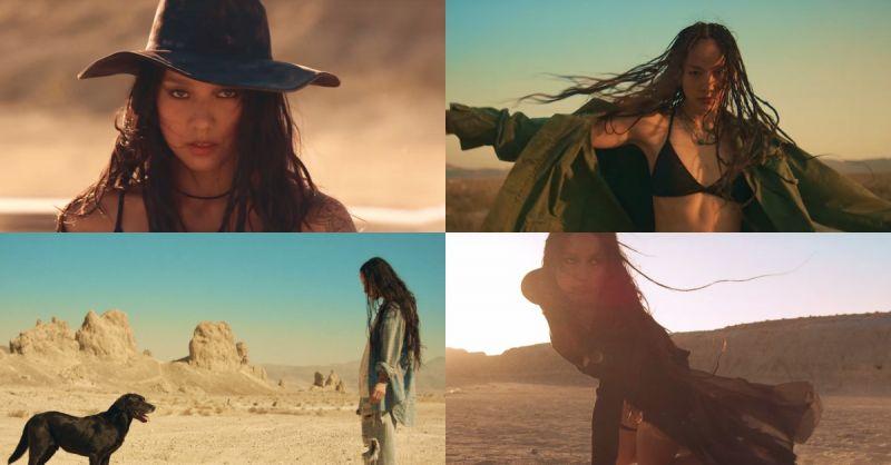 李孝利暌違4年發新歌! 《BLACK》MV震撼公開 不一樣的成熟魅力!