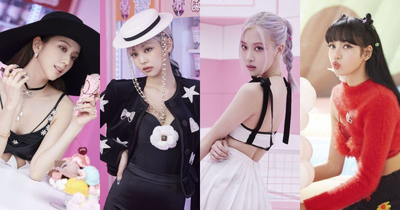 BLACKPINK〈Ice Cream〉MV 破四億!總數在韓女團中穩坐寶座
