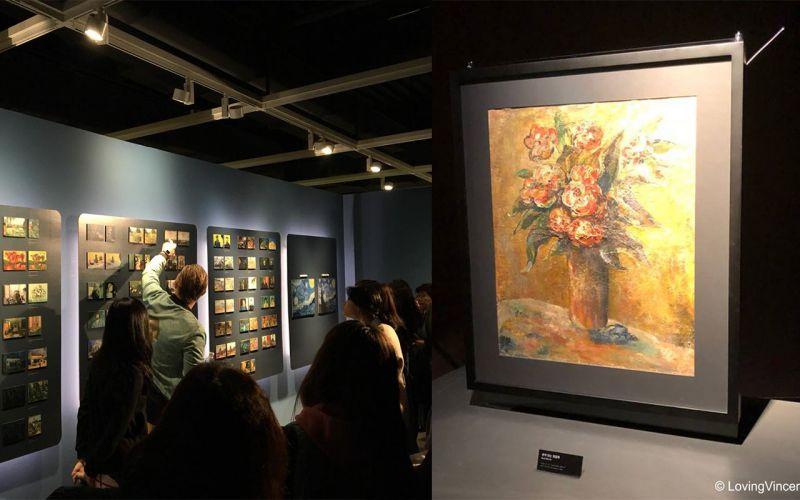 穿越110年進入梵谷畫中的世界:Loving Vincent展!