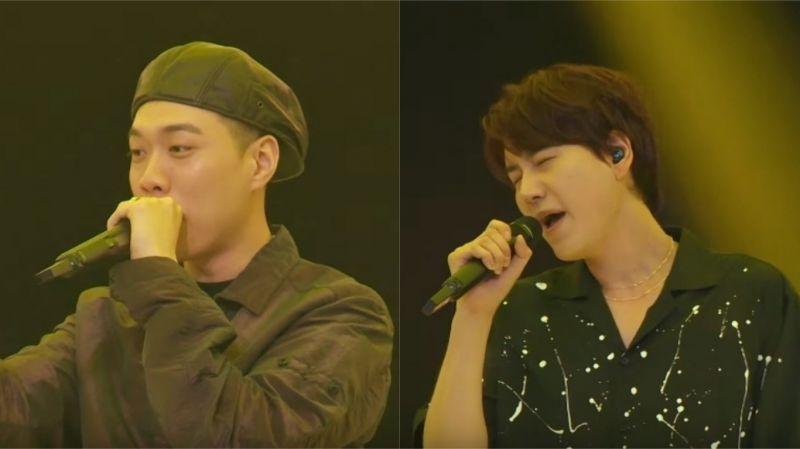 【有片】還記得《RS》中他們合作的《Forever》嗎?BewhY、SJ圭賢於《RUN.wav》重逢並演唱《Day Day》!