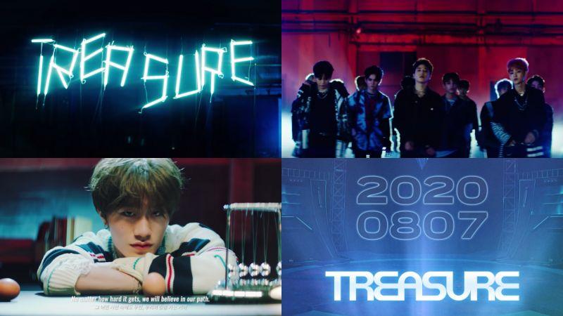 「7年练习生」方艺潭终於要出道了!TREASURE确定8月7日正式出道