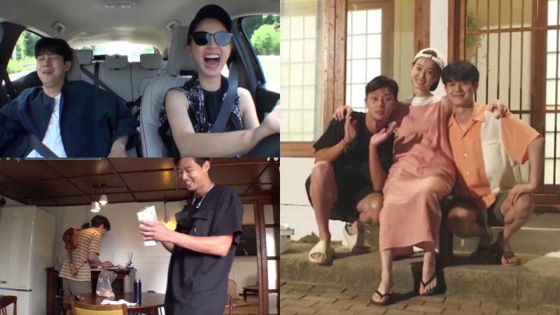 郑有美、崔宇植tvN新综艺《暑假》预告再公开!首期嘉宾果然是朴叙俊,这个组合让人太期待啦!