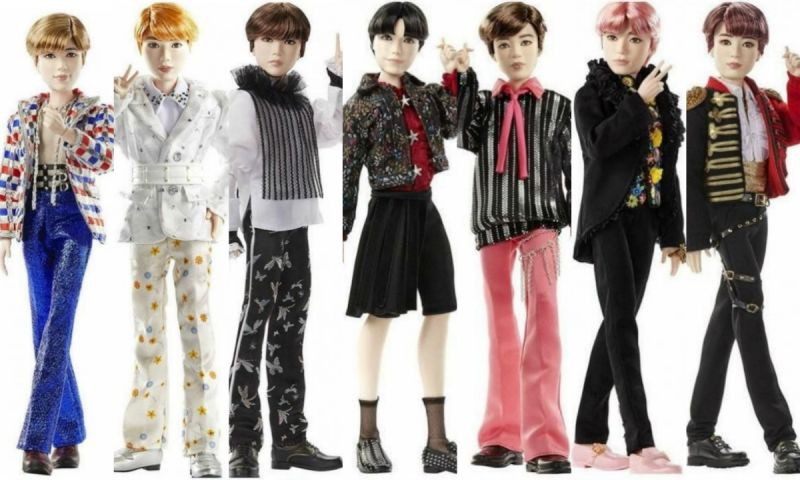 太丑!美玩具商推第二版BTS防弹少年团公仔遭网友吐槽:「来看看韩国版吧! 」