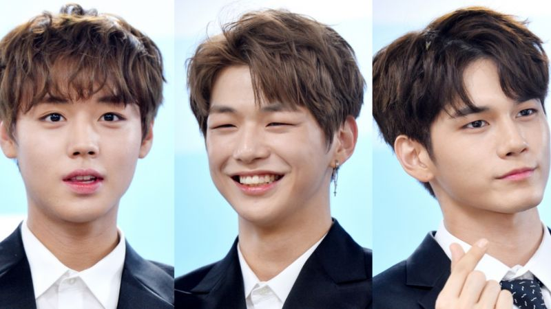 本月主角就是我啊我!男團個人品牌評價前三名再度由 Wanna One 包辦
