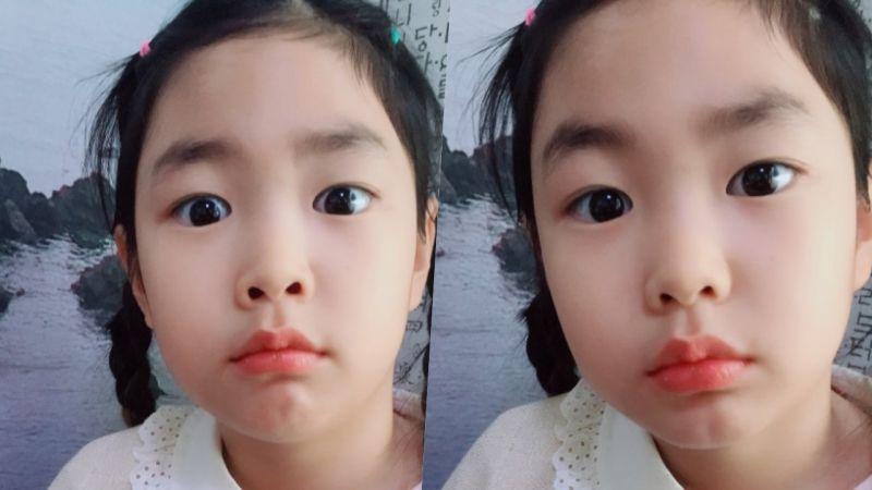 Haru近照公开 网友:「是Tablo戴了假发吗?」