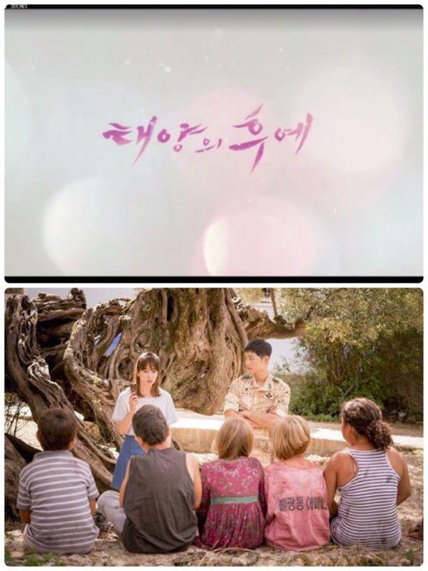 《太陽的後裔》KBS釋出宋仲基劇中片段剪輯
