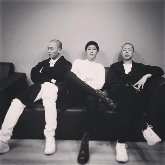 《无限挑战》HIPHOP特辑 光熙、Gaeko、吴赫合作曲《你的夜》音源榜ALLKILL