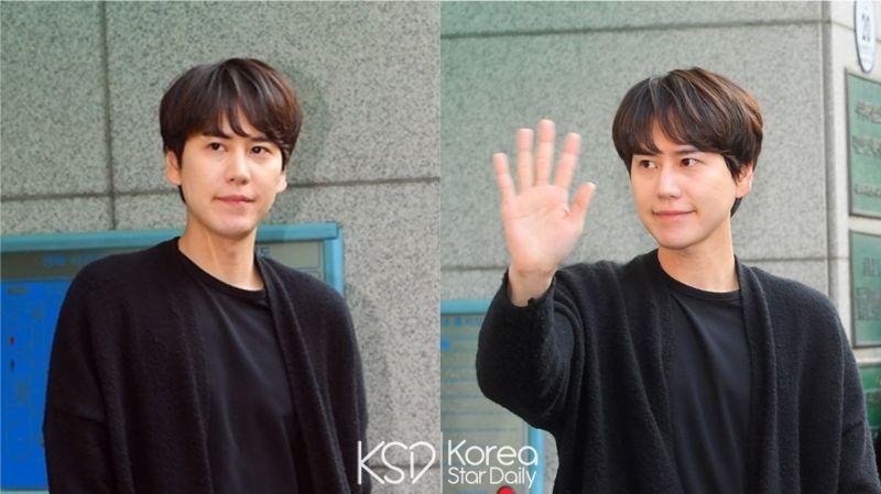 【曹圭賢退伍現場】花了10年…Super Junior成員們終於都從軍隊退伍啦!