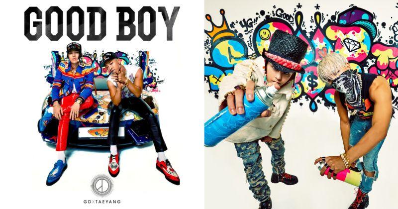 GD X TAEYANG〈GOOD BOY〉 MV 时隔两年七个月再添一亿!