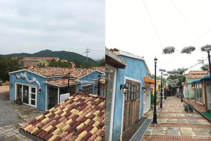 韓國壁畫村特輯3:坡州普羅旺斯村讓你相遇在法國