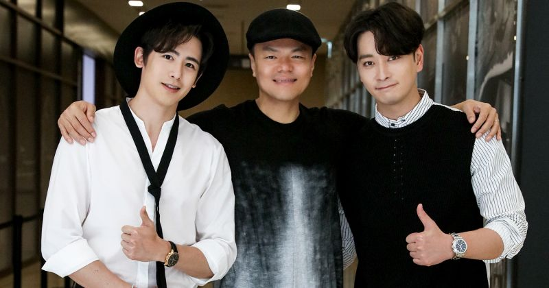 2PM 十周年特展开幕 Nichkhun、灿盛大呼感动:「真的好很想念成员!」