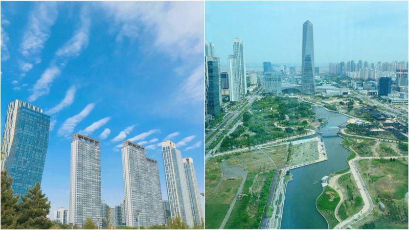 【首爾近郊.仁川】未來科技都市的綠地──松島中央公園