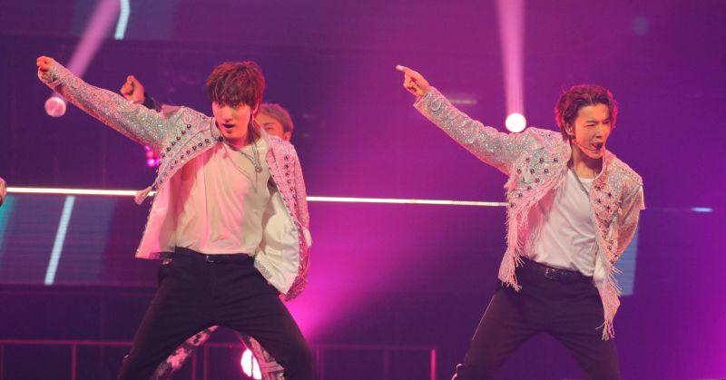Super Junior-D&E 日巡火熱開跑 一起來回歸首場的精彩實況吧!