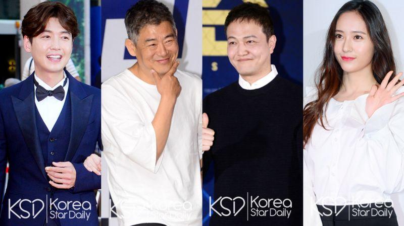 tvN《機智牢房生活》選角完成!鄭敬淏、成東日、鄭雄仁、Krystal等確定出演