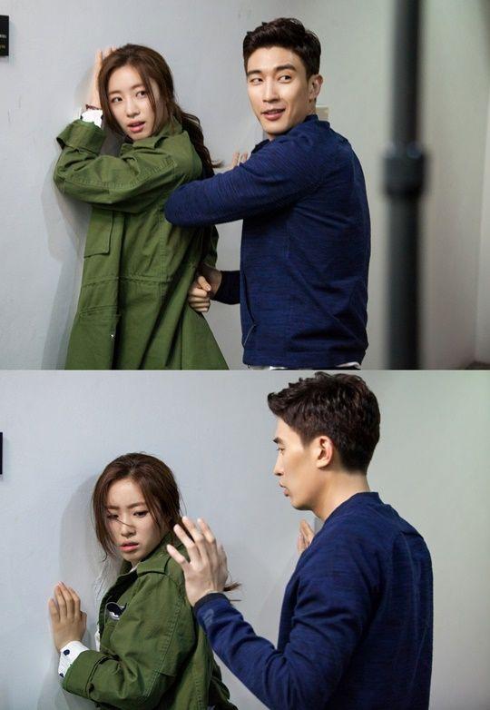 新劇《多樣的兒媳》公開T-ara恩靜與姜慶俊初次相遇劇照