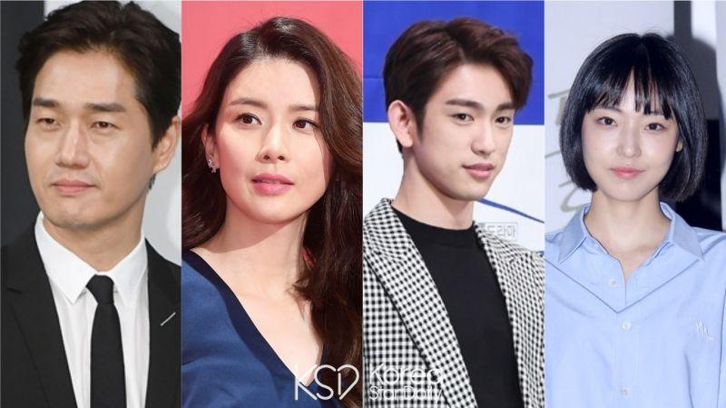 tvN新劇《花樣年華》選角:朴珍榮、全少妮有望出演劉智泰、李寶英的青年時期!預計明年(2020年)上半年首播