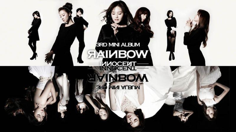 Rainbow曝新曲《Black Swan》MV 展現高雅魅力