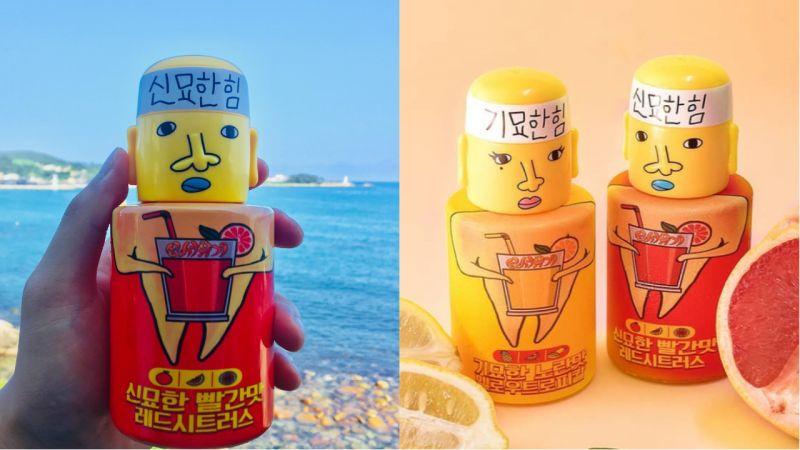 CU便利商店又推出「神妙汉」和「奇妙汉」的新饮品!又可以开始收集啦!