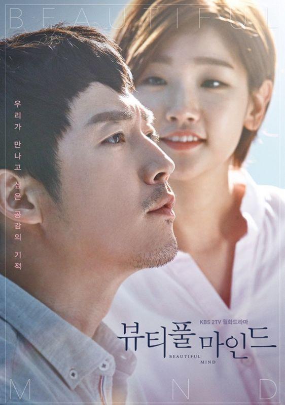 這個星期一、二你除了看《Doctors》和《又,吳海英》大結局,有看KBS新劇《Beautiful Mind》嗎?