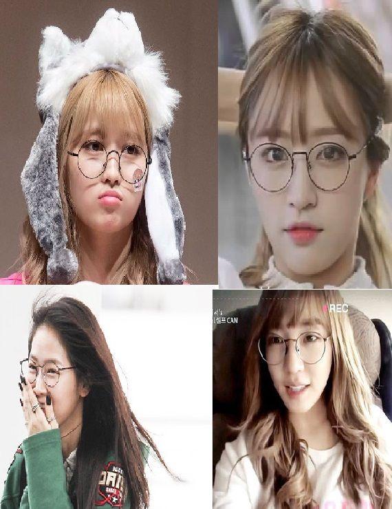 韓系造型必備,圓框眼鏡大家擁有了嗎?(女生篇)