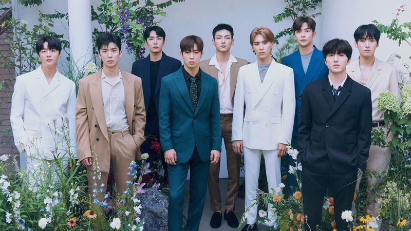 人气男团 SF9 全员与FNC娱乐完成续约!期待四月首播的《Kingdom》
