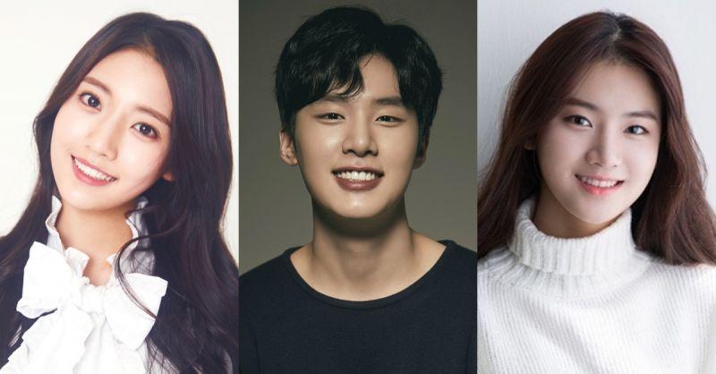 金東希&鄭多彬&朴珠賢確定加盟Netflix新劇《人間修習》