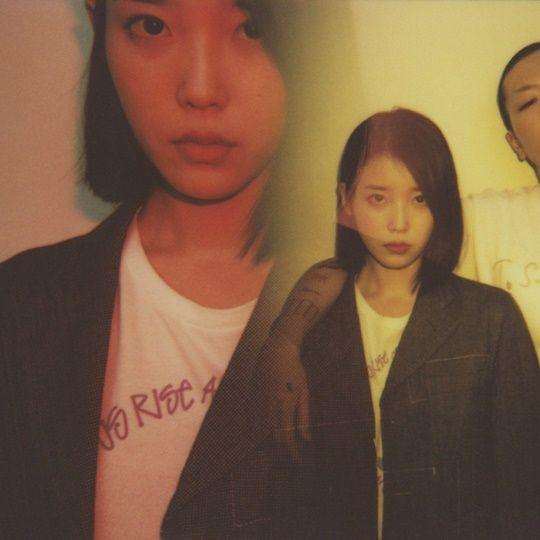「音源成绩也是好好的~」IU x 吴赫合作曲盘踞榜首三日