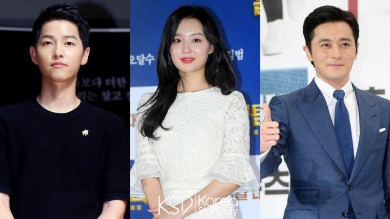 宋仲基、金智媛、張東健確定出演tvN新劇《阿斯達編年史》!明年上半年播出