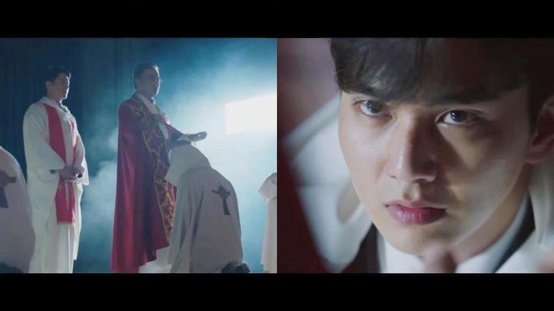 韩剧《Memorist》出现邪教势力,对抗俞承豪超能力的天敌居然出现了!