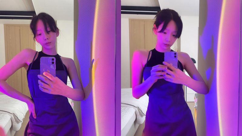 少女时代太妍PO新照发寻「物」启事:捡到眉毛的人请速速联系SM娱乐XD